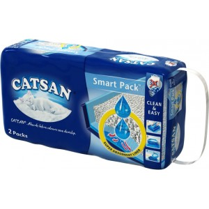 Catsan Smart Pack Kattegrus