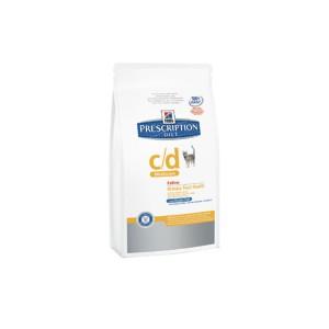 Hills Prescription Diet C/D kattefoder med saltvandsfisk