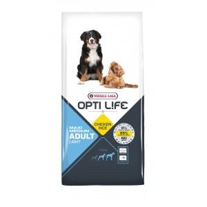 Opti Life Adult Light Medium/Maxi hundefoder