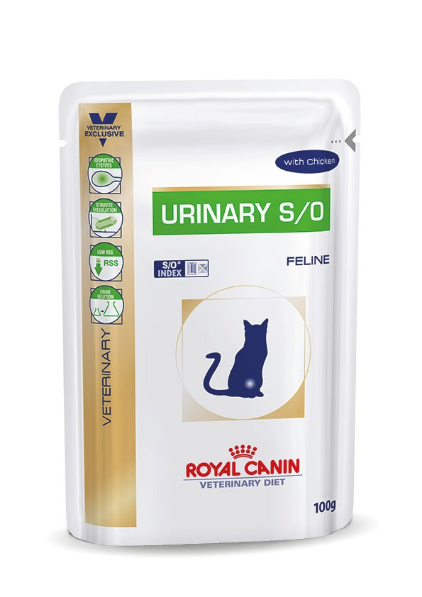 Royal Canin Urinary S/O Kylling kattefoder