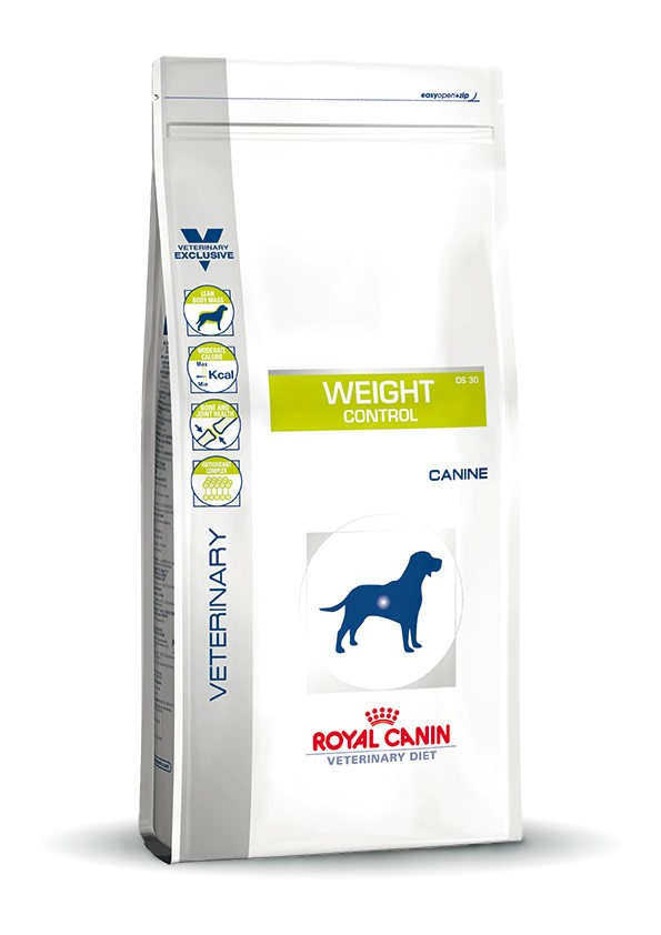 Royal Canin Weight Control hundefoder - DS 30
