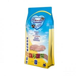 Renske Super Premium Adult kornfri frisk kylling hundefoder