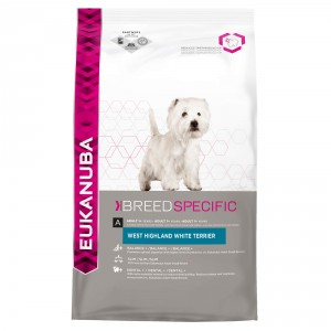 Eukanuba West Highland White Terrier