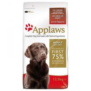 Applaws Adult Large Breed kylling hundefoder