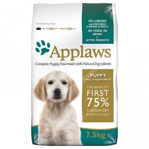 Applaws Puppy Small & Medium Breed kylling hundefoder