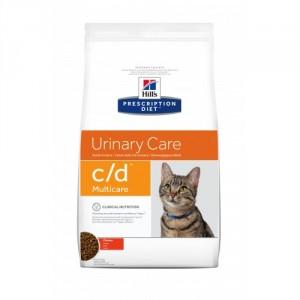 Hills Prescription Diet C/D Multicare Kattefoder