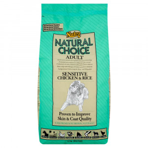 Nutro Choice Adult Sensitive Kylling & Ris hundefoder