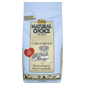 Nutro Choice Puppy Large Breed hundefoder
