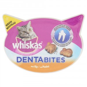Whiskas Dentabites kattesnacks