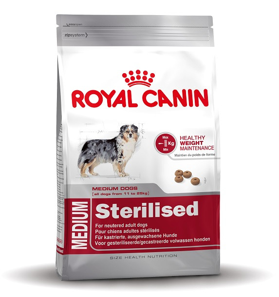 Royal Canin Medium Sterilised hundefoder