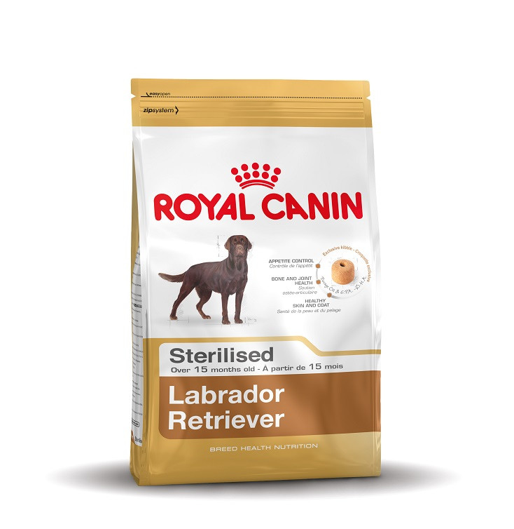 Royal Canin Steriliseret Adult Labrador Retriever hundefoder