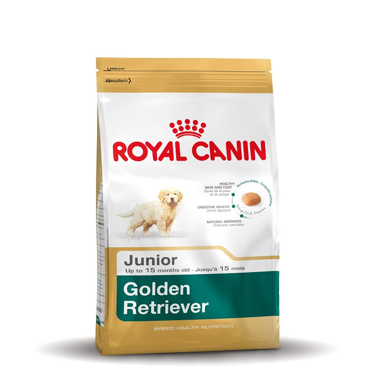 Royal Canin Junior Golden Retriever hundefoder