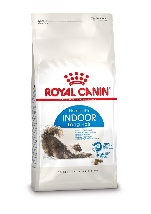 Royal Canin Indoor Long Hair kattefoder