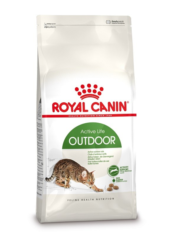 Royal Canin Outdoor 30 kattefoder
