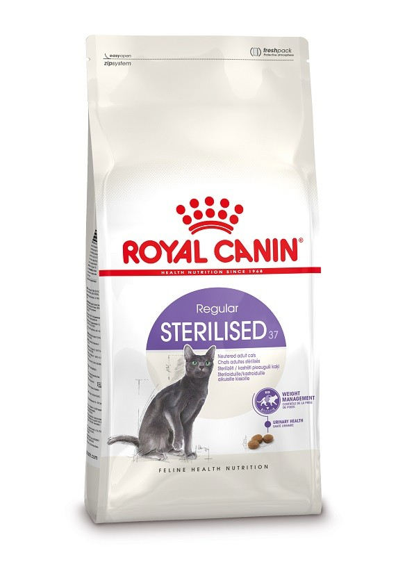 Royal Canin Sterilised 37 kattefoder