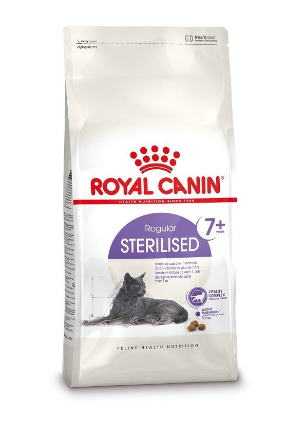 Royal Canin Steriliseret +7 Kattefoder