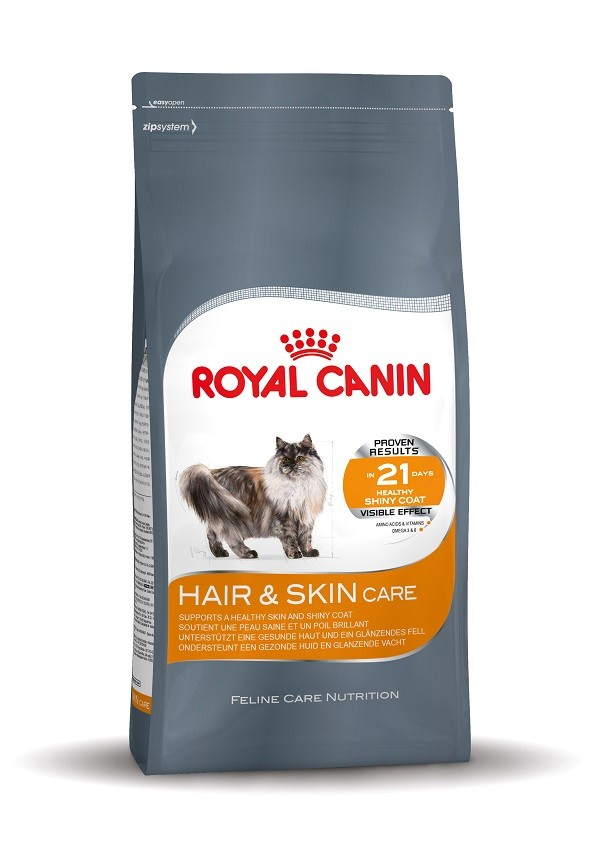 Royal Canin Hair & Skin Care kattefoder