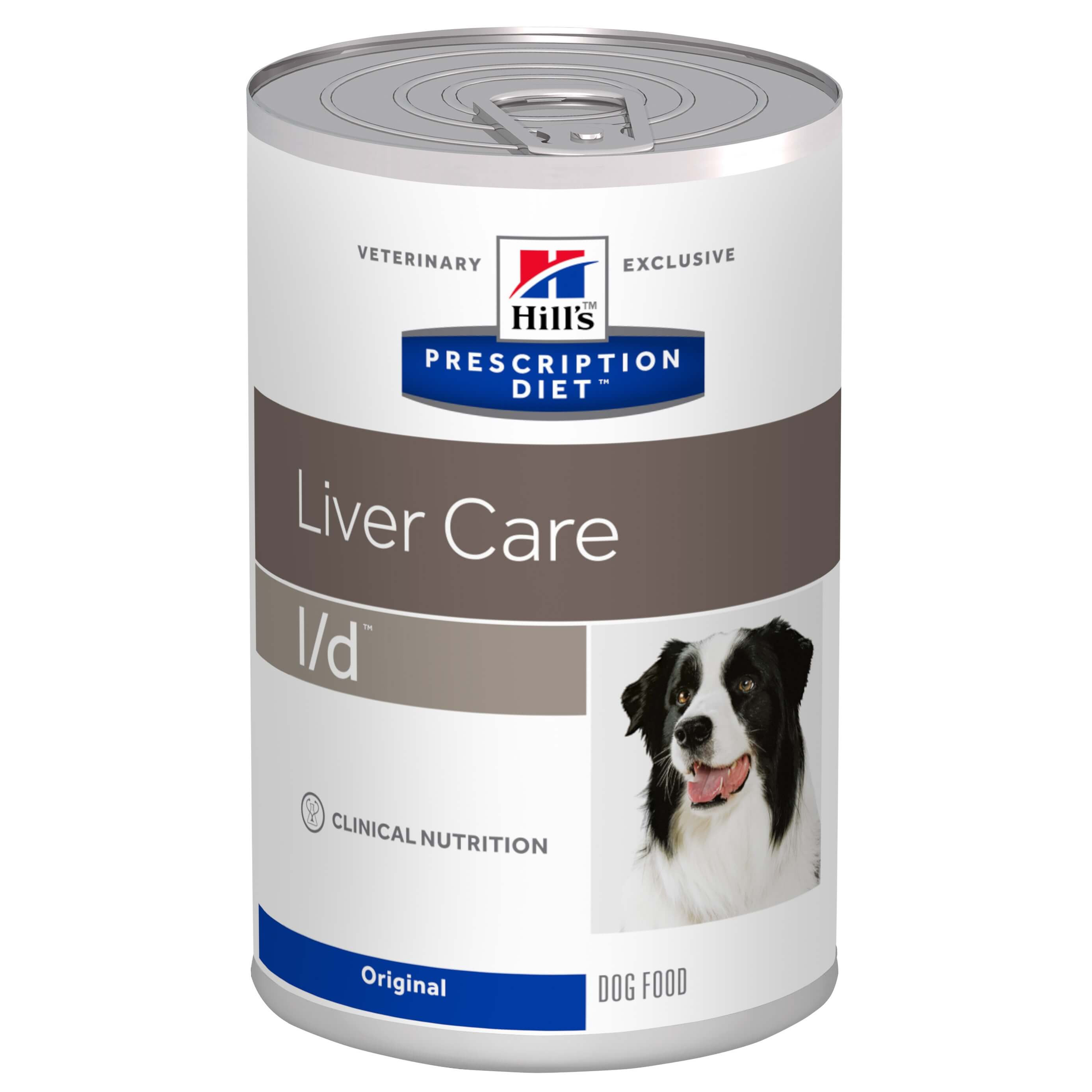 Hill's Prescription L/D (l/d) Liver Care dåse hundefoder