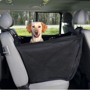 Trixie Bilsædebeskyttelse med Sidevægge Lille til hunde