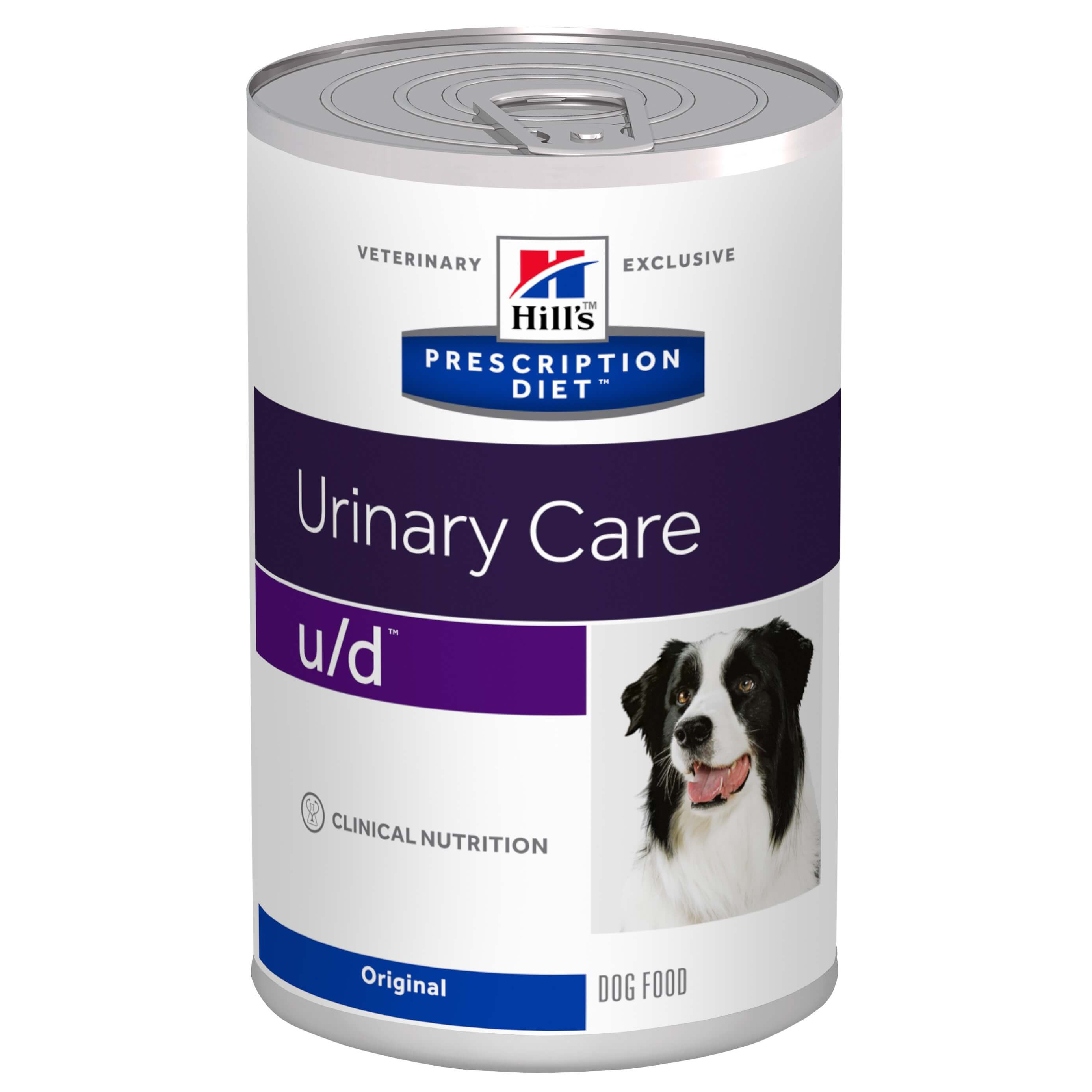 Hill's Prescription U/D Urinary Care dåse hundefoder 370g