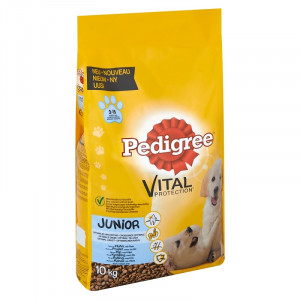Pedigree Junior hundefoder
