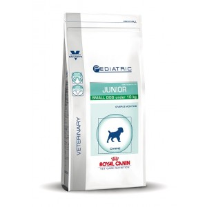 Royal Canin VCN Pediatric Junior Small Dog hundefoder