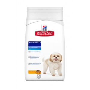Hill's Mature Adult 7+ Active Longevity Mini Kylling hundefoder