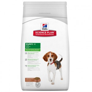 Hill's Puppy Healthy Development Lam & Ris hundefoder