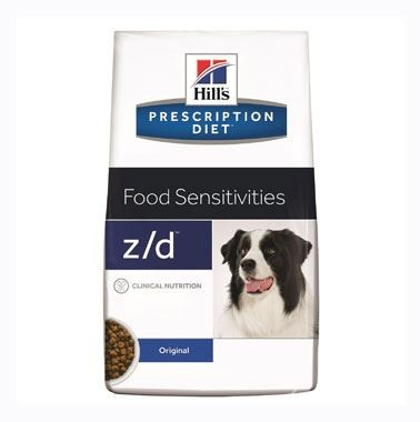 Hills Prescription Diet Z/D hundemad Allergi og hudpleje