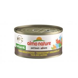 Almo Nature tunfisk og sardiner kattefoder