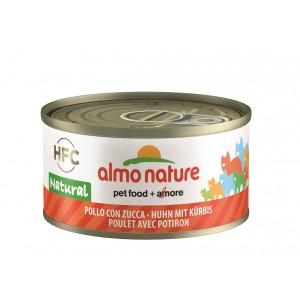 Almo Nature kylling og græskar kattefoder