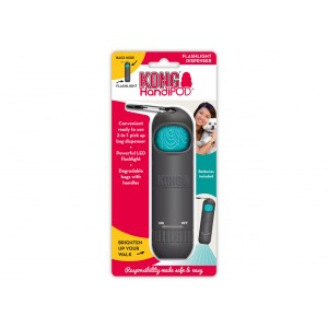 KONG HandiPOD Flashlight Dispenser - Hundepose beholder