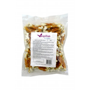 Calciumben med kylling - 400 gram