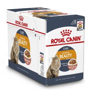 Royal Canin Intense Beauty vådfoder til katten x12