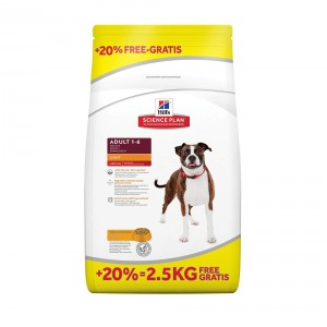 Hill's Adult Medium Light Kylling hundefoder