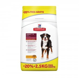 Hill's Adult Advanced Fitness Large Breed hundefoder
