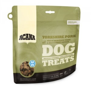 Acana Singles Freeze Dried Yorkshire Pork Dog Treats