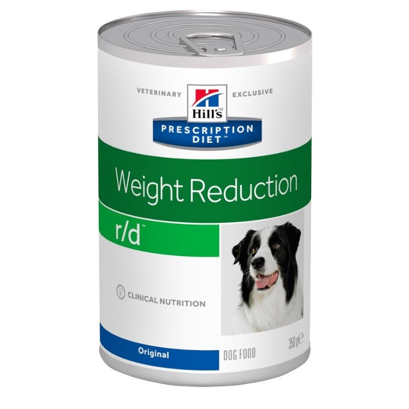 Hill's Prescription R/D Weight Reduction hundefoder i dåse