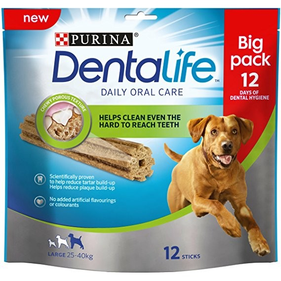 Purina Dentalife Sticks Large (Maxi Pack)