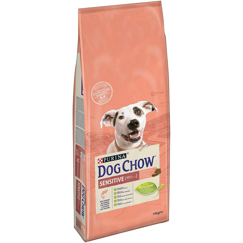 Dog Chow Adult Sensitive Hundefoder
