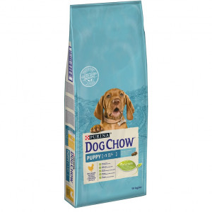 Dog Chow Puppy Kylling hundefoder