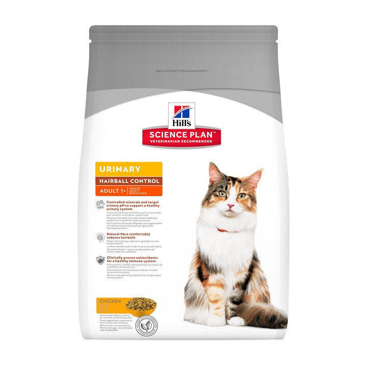 Hill's Adult Hairball Control kattefoder