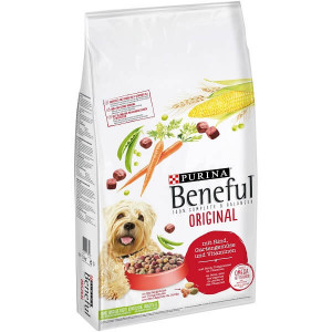 Beneful Original Oksekød & Grøntsager hundefoder