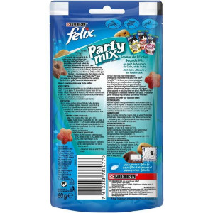 Felix Party Mix Seaside kattesnacks