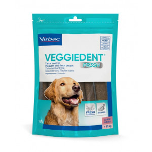 Virbac VeggieDent Large hondensnack vanaf 30 kg