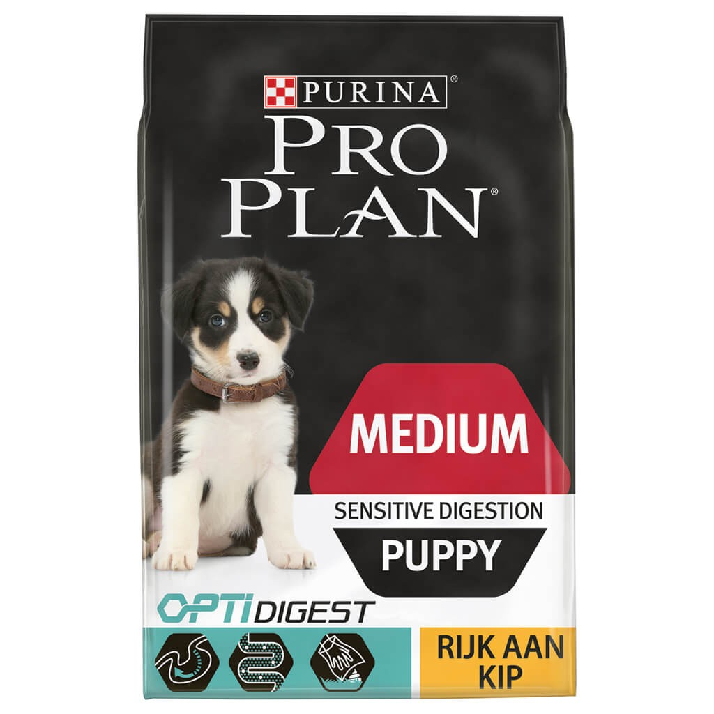 Pro Plan Puppy Medium Sensitive Digestion hundefoder