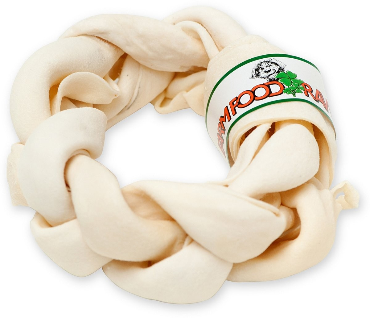 Farm food Dental Braided Donut S 13 – 15cm