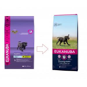Eukanuba Puppy Large hundefoder: