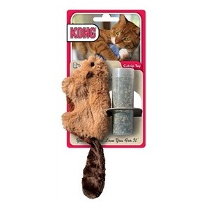 Kong Catnip Tof Beaver