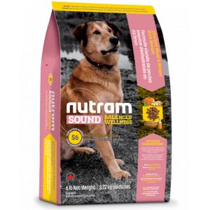 Nutram Sound Balanced Wellness Adult S6 hundefoder